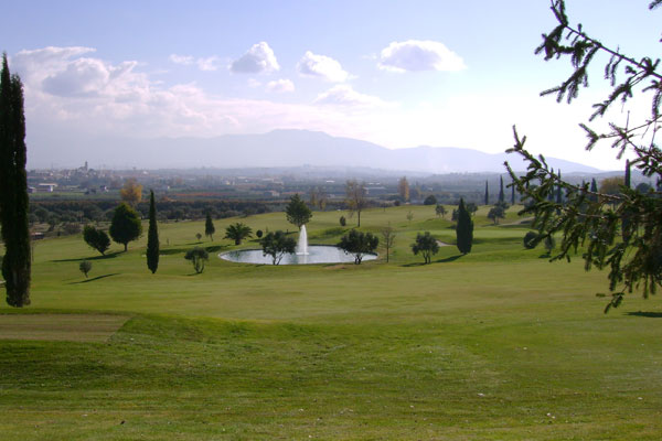 Granada club de Golf Las Gabias
