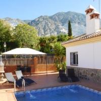 Luxe vakantiehuis met privé zwembad en uitzicht op de Sierra Nevada - Vakantiehuis Montana