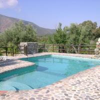 landelijk gelegen in de Alpujarras, nabij Granada