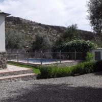 mooi vakantiehuis met prive zwembad