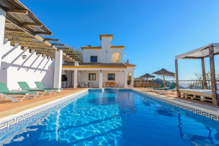 vakantiehuizen malaga particulier